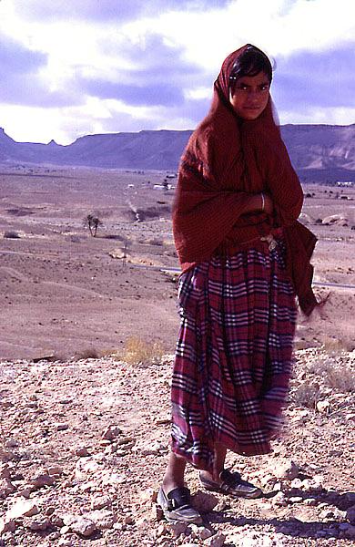 fille du desert